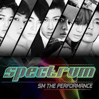 Spectrum (song) - Image: Spectrum smtown
