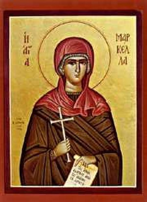 Saint Markella - Image: St. Markella