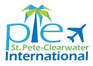 St. Pete–Clearwater International Airport - Image: St Petersburg Clearwater airport logo