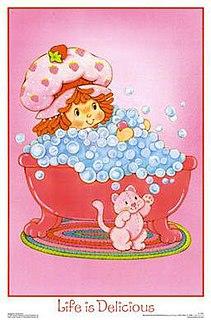 Strawberry Shortcake Cartoon character