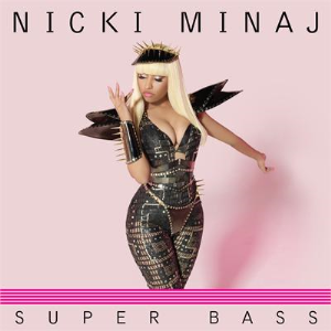 Super Bass - Image: Superbass single cover