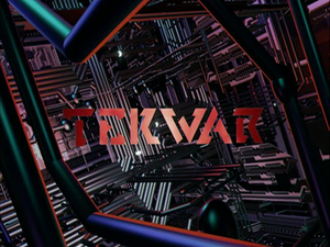 TekWar (TV series) - Image: Tek War TC