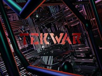 TekWar (TV series) - Image: Tek War TC