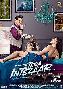 Tera Intezaar (2017) Hindi HDTVRip 700MB AAC MKV