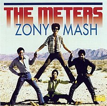 Zony mash wikipedia compilation album by the meters publicscrutiny Gallery