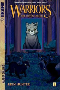 Cover of The Lost Warrior