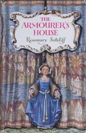 The Armourer's House - First edition cover