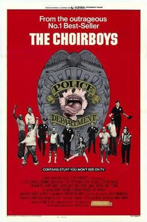 The Choirboys (film) - Image: The Choirboys Film Poster