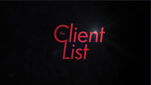The Client List (TV series) - Image: The Client List intertitle