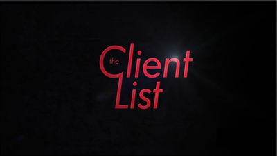 Picture of a TV show: The Client List