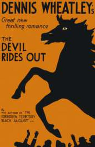 The Devil Rides Out - First edition (publ. Hutchinson)