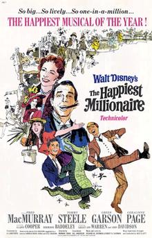La Happiest Milionulo - 1967 - Poster.png
