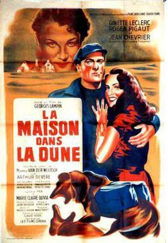 The House on the Dune (1952 film) - Image: The House on the Dune (1952 film)