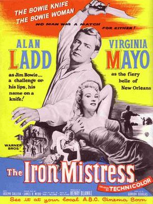 The Iron Mistress - Image: The Iron Mistress