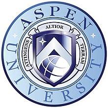 Aspen University Company Logo