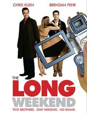The Long Weekend - The Long Weekend movie poster
