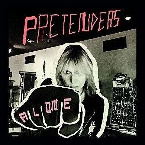 Alone (The Pretenders album) - Image: The Pretenders Alone