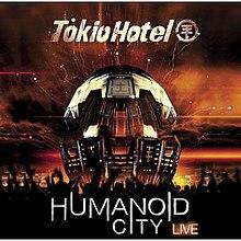 cd de tokio hotel humanoid city live