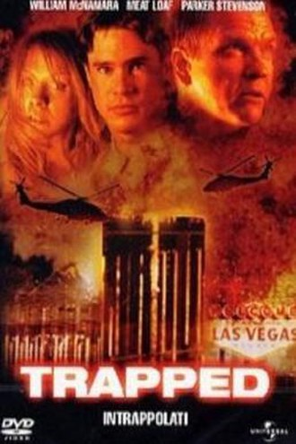 Trapped (2001 film) - Film poster