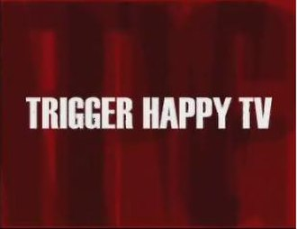 Trigger Happy TV - Image from the show's title sequence