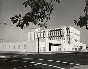 United States District Court for the Eastern District of Washington - Courthouse in 1965