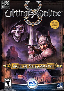 Ultima Online Islands South Of Trinsic