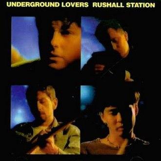 Rushall Station - Image: Underground Lovers Rushall Station