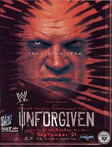 Image result for wwe unforgiven 2003