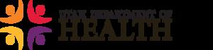 Utah Department of Health - Image: Utah Department of Health logo
