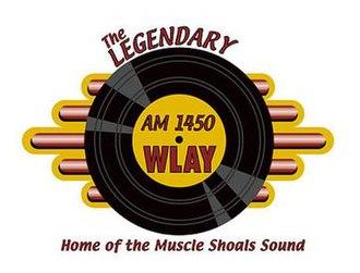 WLAY (AM) - Former logo