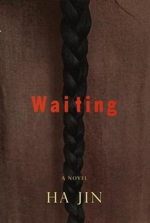Waiting (novel) - Front cover of first edition