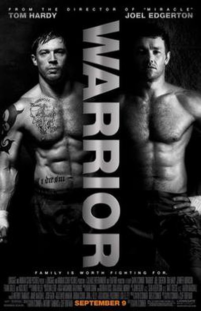 Picture of a movie: The Warrior