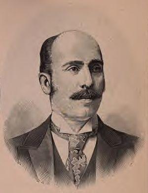 Weetman Pearson, 1st Viscount Cowdray - Sir Weetman Pearson c1895