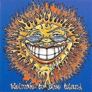 Welcome to Blue Island - Image: Welcome To Blue Island Cover