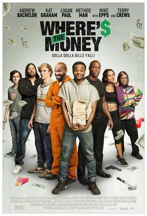 Where's the Money - Image: Where The Money Poster