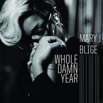 Mary J. Blige - Whole Damn Year (studio acapella)