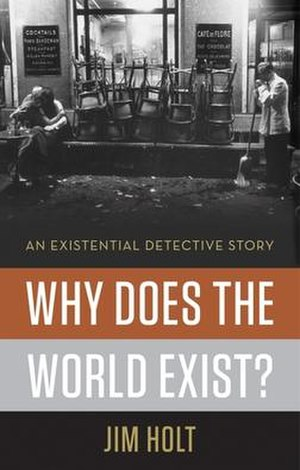 Why Does the World Exist? - Image: Why Does the World Exist bookcover
