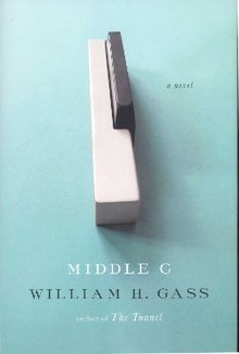 William Gass, Middle C, cover.jpg
