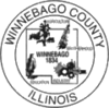 Official seal of Winnebago County