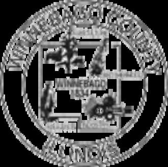 Winnebago County, Illinois - Image: Winnebago County il seal