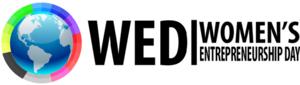 Women's Entrepreneurship Day - Image: Women's Entrepreneurship Day logo