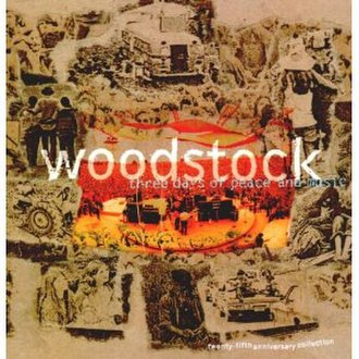 Woodstock: Three Days of Peace and Music - Image: Woodstock Three Days