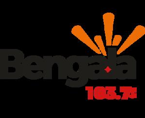 XHCME-FM - Logo as Bengala 103.7