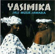 Cover of Yasimika CD released by Hannibal in 1991.