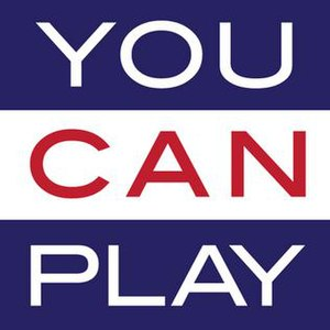 You Can Play - Image: You Can Play Campaign Logo