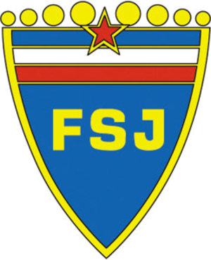 Football Association of Yugoslavia - Image: Yugoslav Football Federation 1990