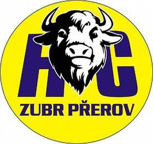 HC ZUBR Přerov - Previous logo