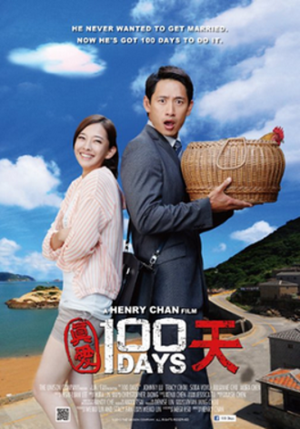 100 Days (2013 film) - Film poster