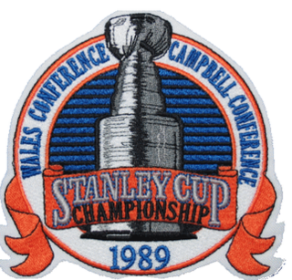 1989 Stanley Cup Finals 1989 ice hockey championship series
