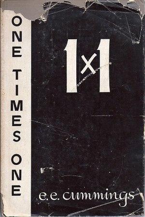 1 × 1 - Image: 1 × 1 (book)
